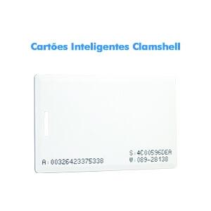 Cartões Inteligentes Clamshell 125 kHz CX C/100