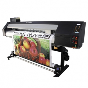 Impressora eco-solvente NovaJet HDX 1601 E-JET V0