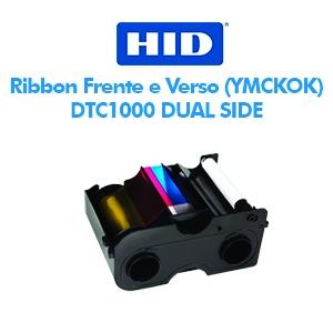 Ribbon Fargo Frente e Verso (YMCKOK) - DTC 1000 DUAL SIDE