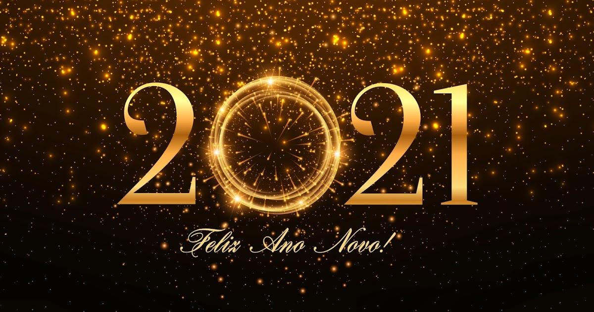 Boas Festas e Feliz 2021!